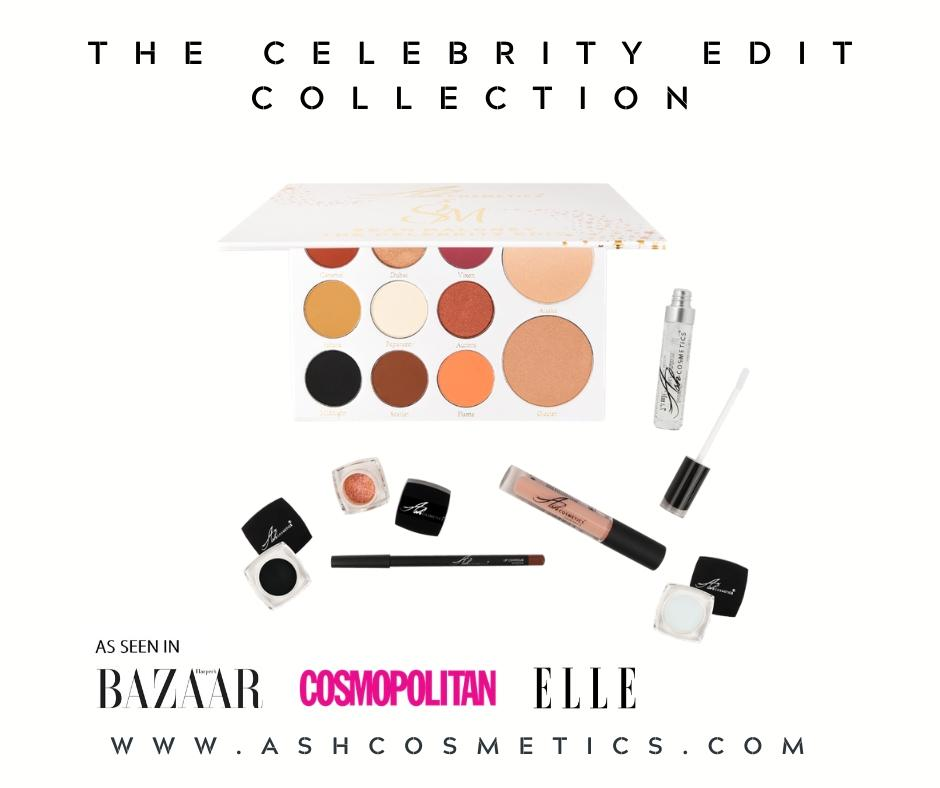 AshcosmeticsThe Celebrity Edit Collection