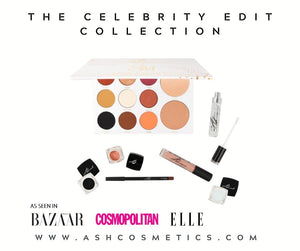 The Celebrity Edit Collection - Ashcosmetics