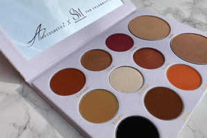 AshcosmeticsTHE CELEBRITY EDIT EYE AND FACE PALETTE