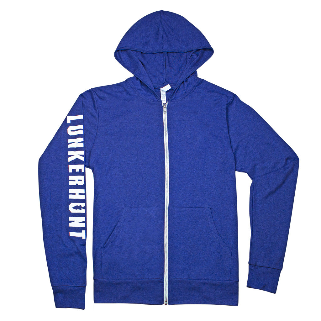 HOOK SET ZIP UP HOODIE