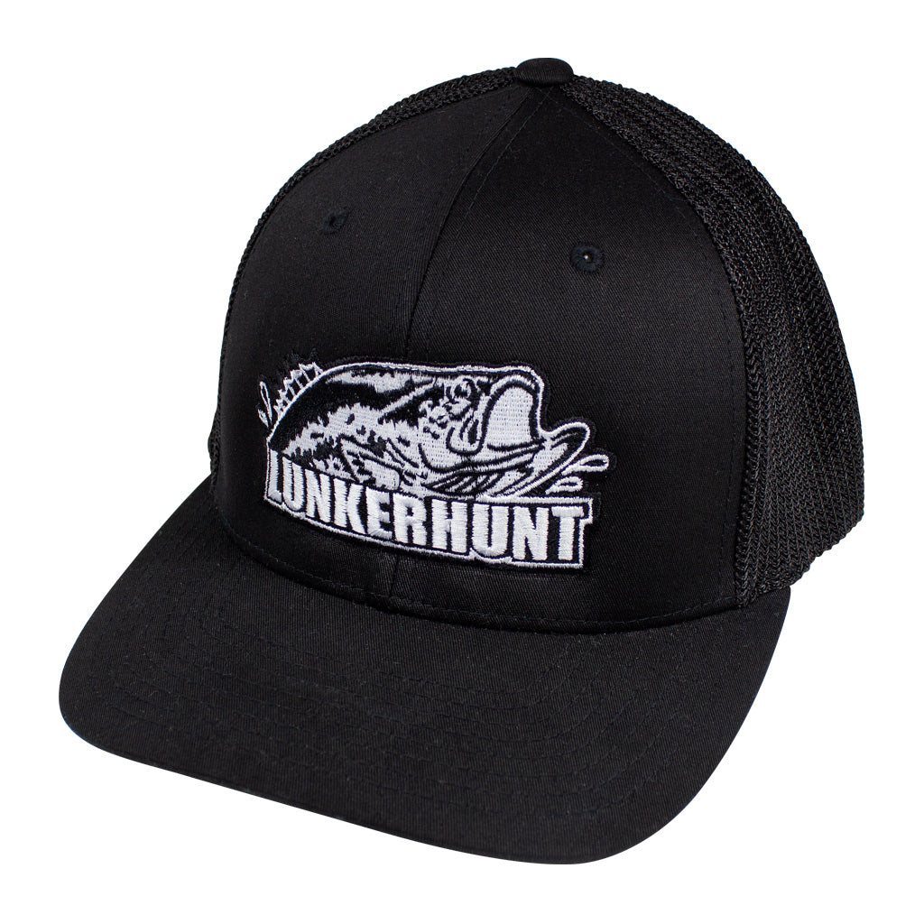 Lunker Mesh Back Flex Fit Hat