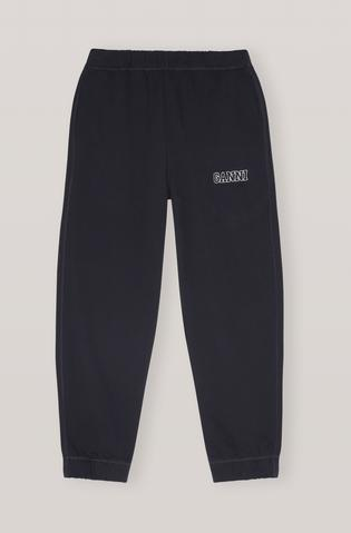 Ganni Software Sweat Pant Sort