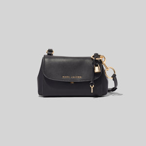 Marc Jacobs Mini Boho Grind Bag - Sort
