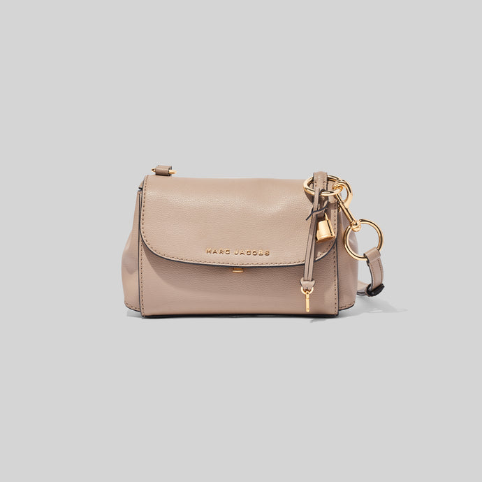Marc Jacobs Mini Boho Grind Bag - Stone Cold Fox
