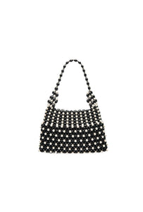 Quinn bag Black perletaske fra Shrimps