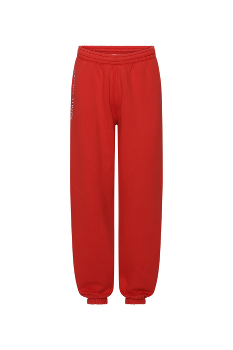Rotate Sunday Mimi Sweat Pant Scarlet