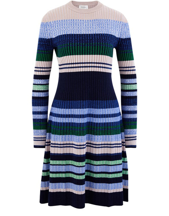 Sportmax Stripe Dress