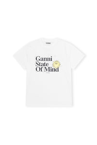 Ganni State of mind T-shirt