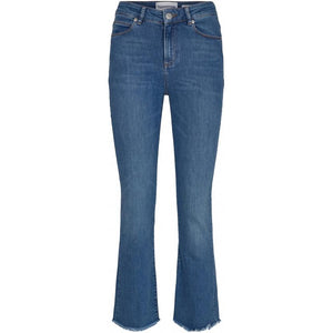 Malkolm Kick Flared Jeans fra Tomorrow