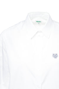 Kenzo - Tiger Crest Casual Fit Shirt