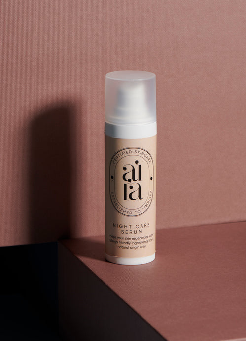 Night Care Serum fra AiiA Care