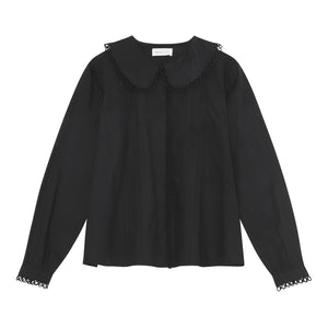 Skall Studio - Ida Blouse i Sort