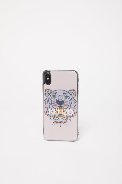 Cover i pink Kenzo Tiger iPhone til X/XS Max