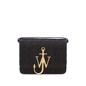 Logo Bag Black fra JW Anderson