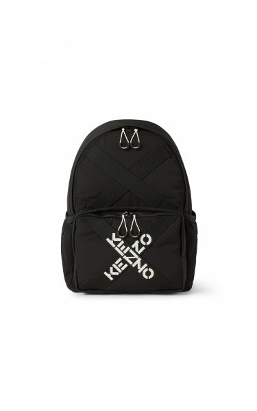 Kenzo -  Sort Backpack