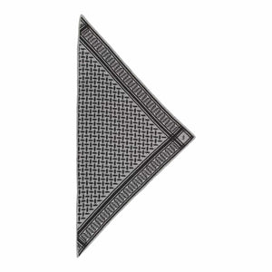 S Triangle City - Cashmere Scarf fra Lala Berlin