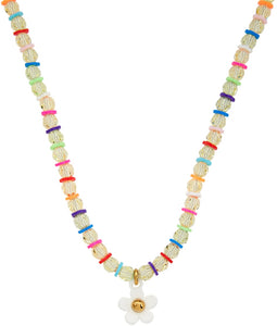 Marc Jacobs - Beaded Daisy Necklace