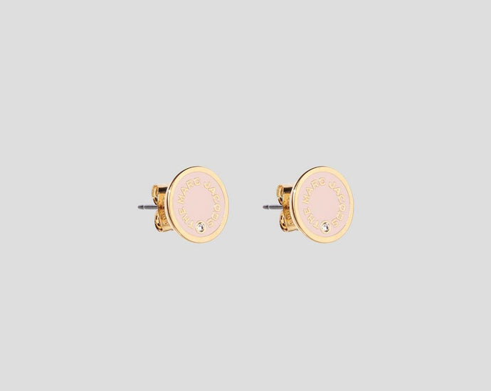 Marc Jacobs - Madallion Studs Peach