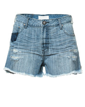 Bonita Denim Shorts fra Oneteaspoon