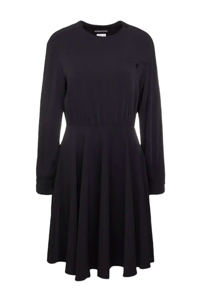 Sportmax Code Black Dress