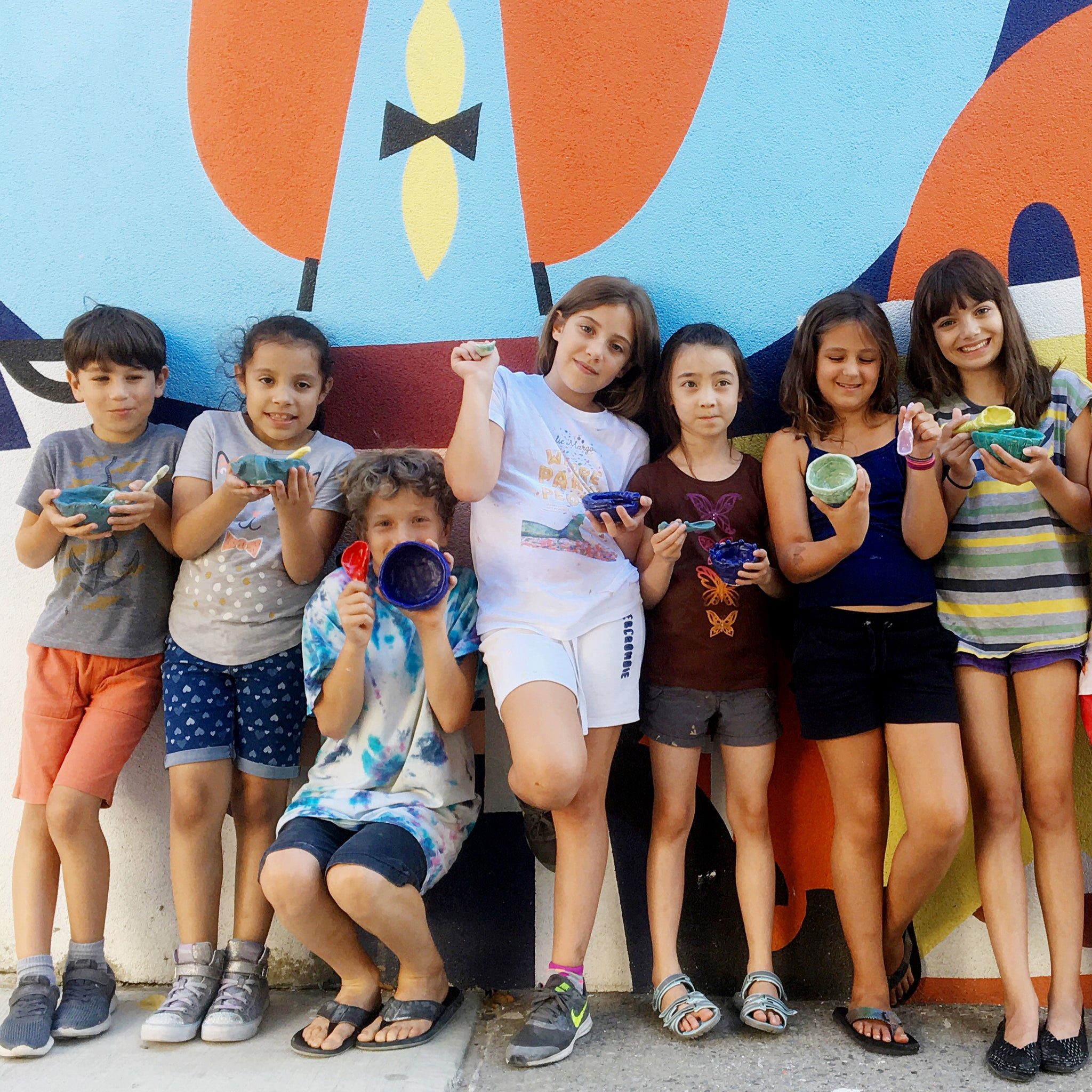 Tweens summer camp (ages 11-13)