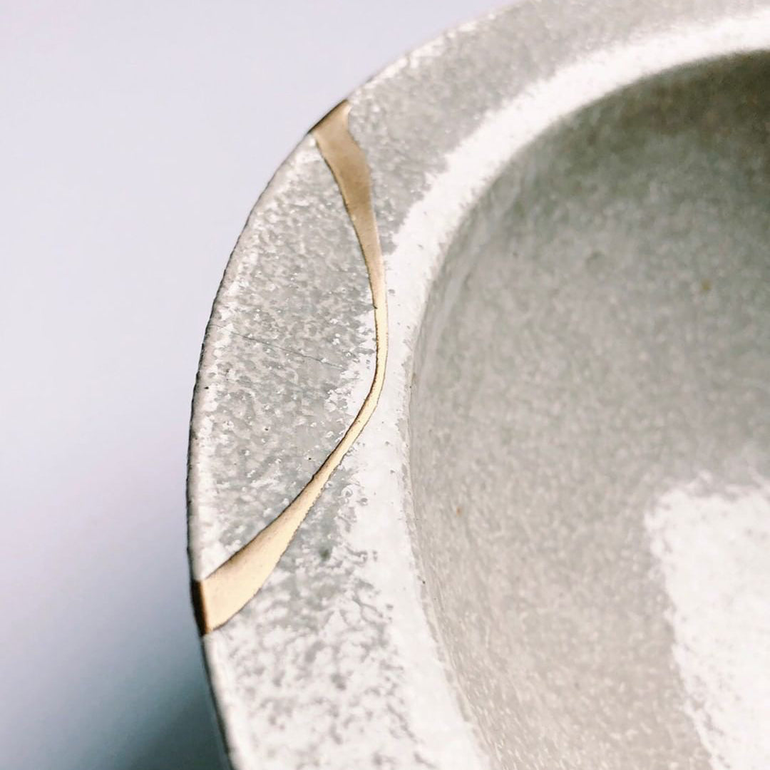 Kintsugi Course, July 14, 21, 28 and August 4. 7:30-9p