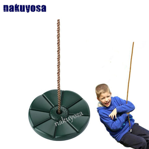 Outdoor Playground Hanging PVC Garden Swing