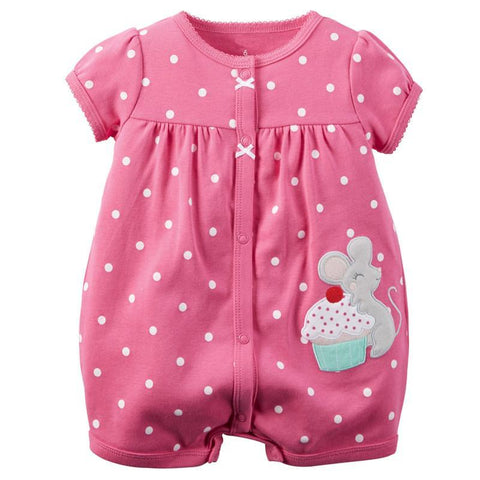 Baby Girl Dress Jumpsuits