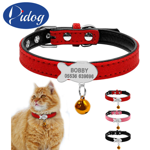 Cat Collar and Puppy Dogs ID Collars