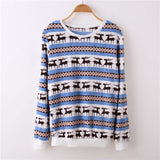 Printed Sweaters Cashmere Wool