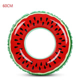 Outlife Watermelon Inflatable Swimming Ring