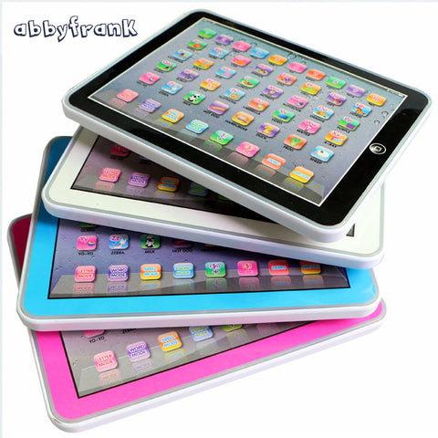 English Learning Vocal Tablet Laptop Pad Toy