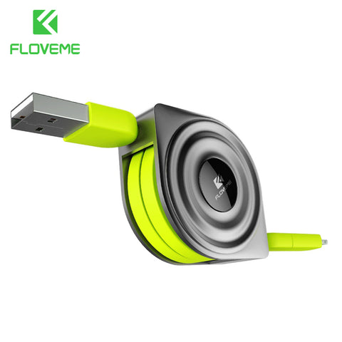 Micro USB Cable Retractable