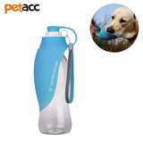 Pet Water Bottle Silicone Travel Water Bottle