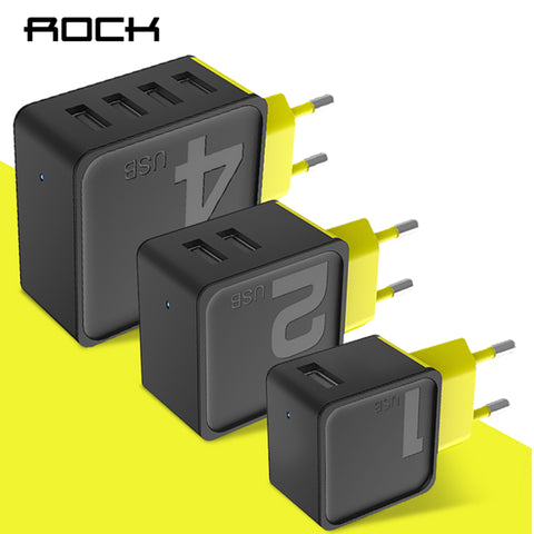 USB Wall Phone Charger Fast Travel Adapter