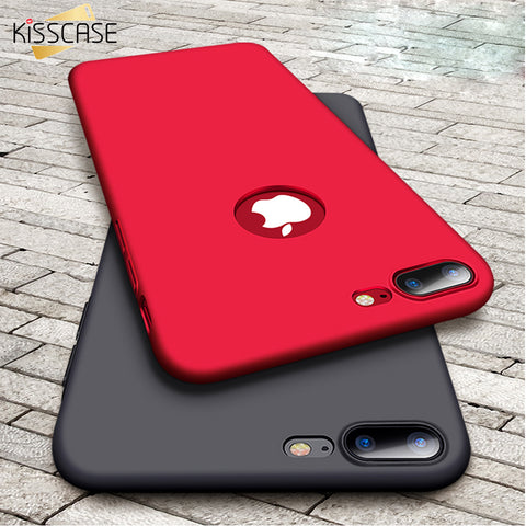 Hard Plastic Matte Phone Case