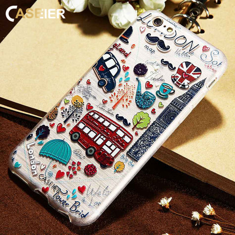 Fashion Patterned Phone Cases