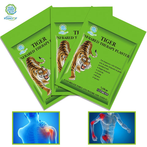 Pain Relief Patches / Tiger Balm Plaster