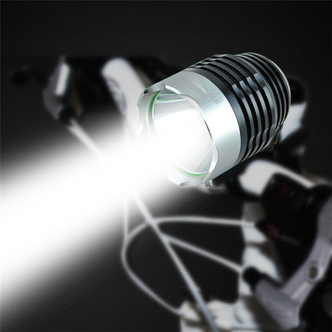 Lumen LED Bike Light / Headlight