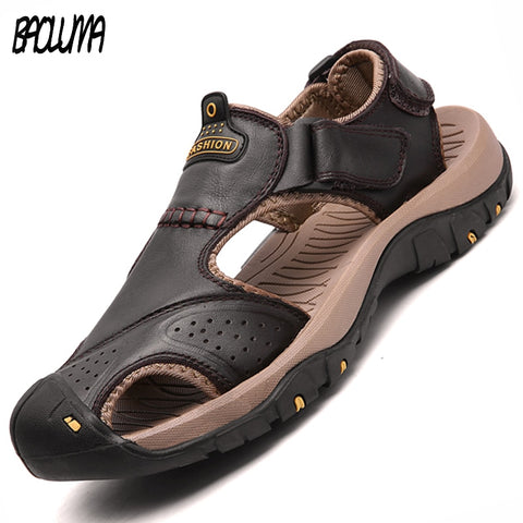 Men Beach Roman Sandals - Summer Shoes