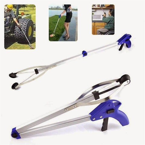 Pick Up Helping Hand Grabber Long Reach Arm Extension