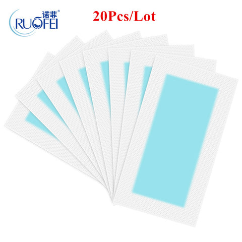 Hair Removal Double Sided Cold Wax Strips