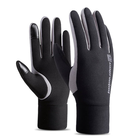 Touch Screen Winter Warm Fleece Lined Thermal Gloves