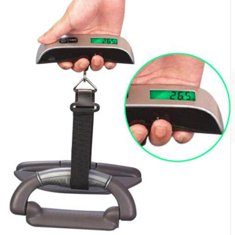 Luggage Weighing Scale Electronic Digital / LCD Display