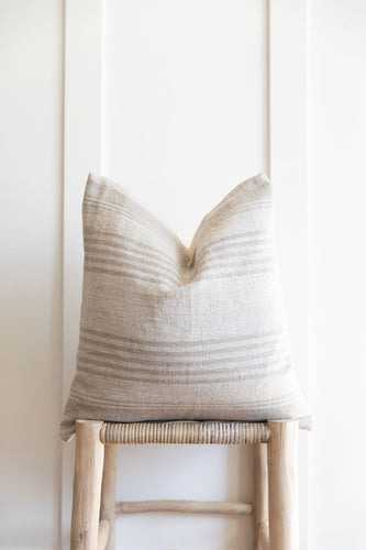 18x18 Linen Pillow Cover