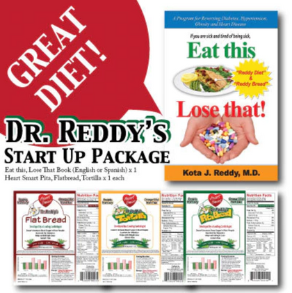 DR. REDDY'S START UP PACKAGE