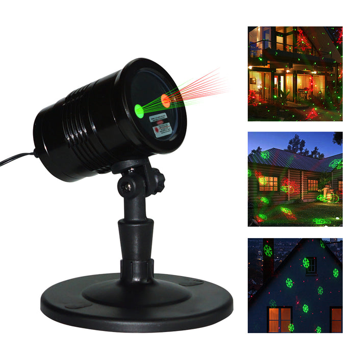 Christmas Waterproof Projector Lights LED