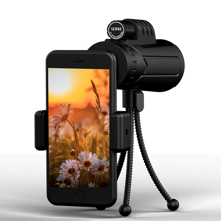 Multi-Function Mobile Monocular
