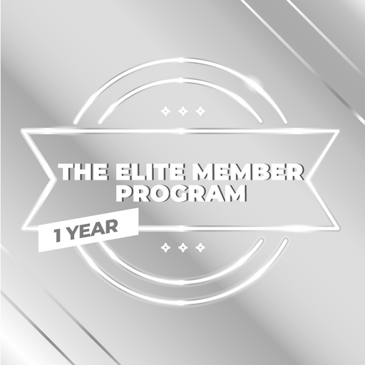 Elite Member Subscription - 1 year