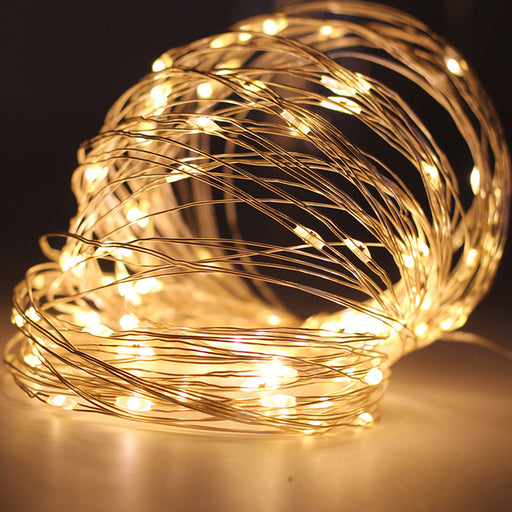LED Copper Christmas Lights